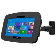 "Compulocks Black Aluminum Enclosure Swing Arm for 12"" Tablets PCs (827B540GEB)"