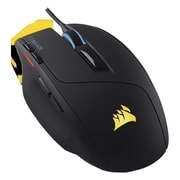 Corsair Sabre RGB CH-9303011-NA 10000 dpi Optical Gaming Mouse, Black