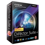 Cyberlink Director Suite v.5.0 Video Editing Software, Windows, DVD (DRS-E500-RPM0-01)