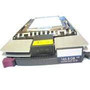 HP® 347708-B22 146.8GB SCSI Hot-Plug Internal Hard Drive, Black/Silver