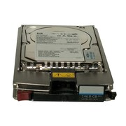 HP® 404708-001 146.8GB SCSI Hot-Plug Internal Hard Drive, Black/Silver