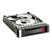 HP® 512545-B21 72GB SAS 6 Gbps Hot-Plug Internal Hard Drive, Black/Silver