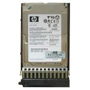 HP® EH0072FAWJA 72GB SAS 6 Gbps Hot-Plug Internal Hard Drive, Black/Silver