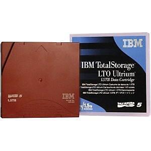IBM® 3TB Compressed/1.5TB Native LTO Ultrium 5 Data Cartridge (46X1290)