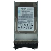 IBM® 49Y1841 146GB SAS 6 Gbps Hot-Swap Internal Hard Drive, Black/Silver