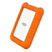 LaCie STFR4000400 4TB USB 3.0 External Hard Drive, Orange