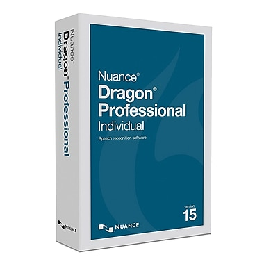 NuanceR Dragon Professional Individual V15 Business Upgrade FROM PREMIUM 12 13