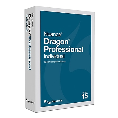 Nuance® Dragon Professional Individual v15 Business Upgrade FROM PREMIUM 12 & 13