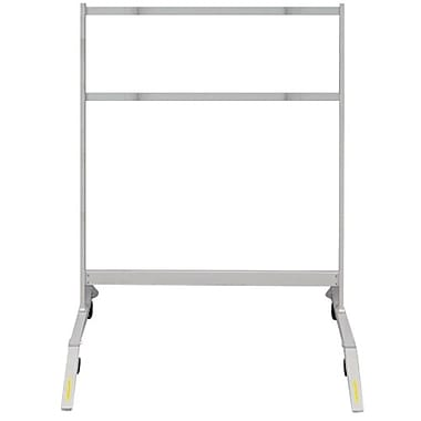 Panasonic® KX Mobile Floor Stand with Locking Casters for UB-7325 Whiteboard, Beige (KX-B061-A)