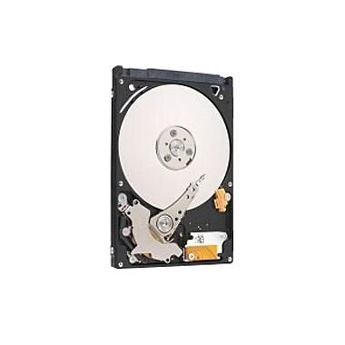 Seagate® Momentus Thin ST320LT014 320GB SATA 3 Gbps Internal Hard Drive, Black/Silver