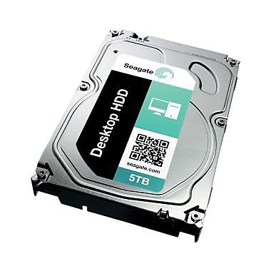 Seagate® BarraCuda ST5000DM000 5TB SATA 6 Gbps Internal Hard Drive