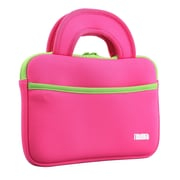 "Tablet Express TabSuit Pink Neoprene Kids Tablet Case Bag for 7""/8"" Tablets (7IN KIDS BAG PK)"