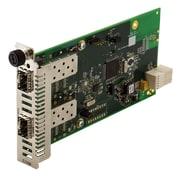 Transition Networks® C3100-4040 SFP Fiber to SFP Fiber Media Converter