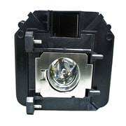V7® V13H010L64-V7-1N Replacement Lamp for Epson D6155W/D6250 Projector
