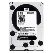 WD® Black WD3003FZEX 3TB SATA 6 Gbps Internal Hard Drive, Black/Silver
