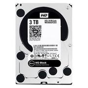 WD® Black WD3003FZEX 3TB SATA 6 Gbps Internal Hard Drive, Black/Silver