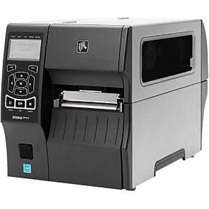 Zebra® Direct Thermal/Thermal Transfer Printer, 300 dpi (ZT410)