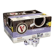 Victor Allen's Coffee French Vanilla Single Serve Cups, 80ct