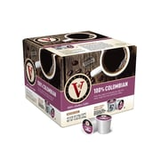 Victor Allen's Coffee 100 Percent Colombian Single Serve Cups, 42ct