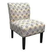 BestMasterFurniture Middleton Living Room Slipper Chair