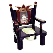 Levels of Discovery Wildkin His Majesty's Throne Prince Potty Chair