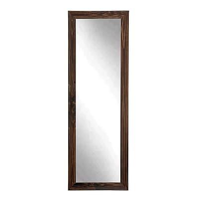 BrandtWorksLLC Rustic Full Length Mirror; 70.5'' H x 21'' W x 1.5'' D