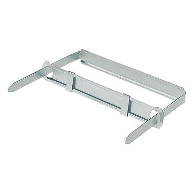 Acco® 2-Piece Economy Steel Fasteners, Complete Unit, 2 3/4