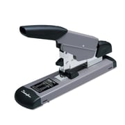Swingline® Heavy Duty Stapler, Desktop, Manual, metal, 160 Sheets, Black/Gray