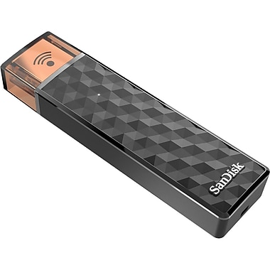 SanDisk Connect 32GB Wireless Flash Drive (SDWS2-032G-A57)