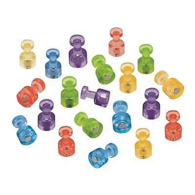 Quartet® Magnetic Push Pins