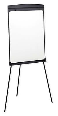 Quartet® Standard Presentation Easel, Whiteboard/Flipchart, 27