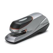 Swingline® Optima® Grip Electric Half Strip Stapler, 20-Sheet Capacity, Silver (48207)