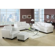 A&J Homes Studio Fremont Armchair; White
