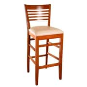 Benkel Seating Venetion 30'' Bar Stool; Cherry