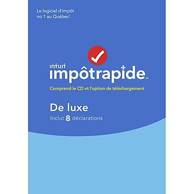 Intuit Canada – ImpôRapide de luxe 2016, français [téléchargement]