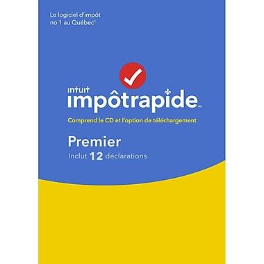 Intuit Canada – ImpôRapide Premier 2016, français [téléchargement]