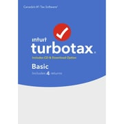 TurboTax Basic 2016, English [Download]
