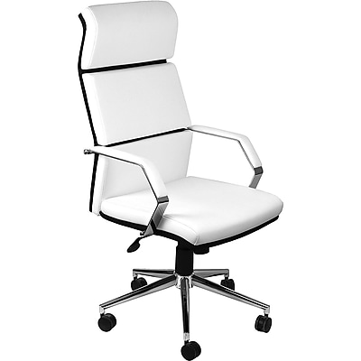 Deals on Genesis Designs Madison High Back Executive Office Chair
