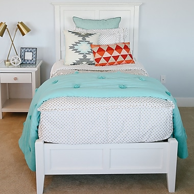 Beddys Golide Dots Comforter Set; Twin