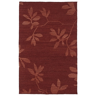 Red Barrel Studio Erby Salsa Area Rug; 8' x 10'