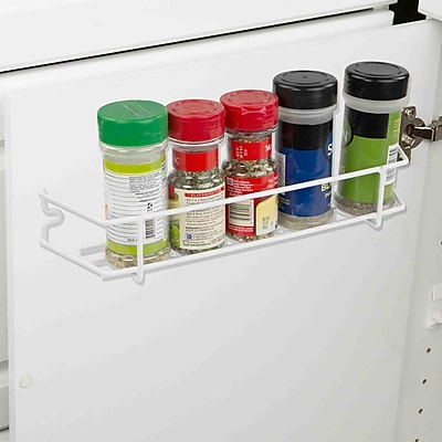 Home Basics Cabinet Wall-Mounted Spice Rack