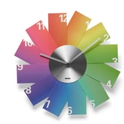 MoMA Rainbow Card 11.5'' Wall Clock