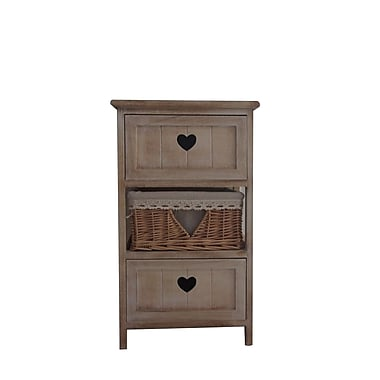 The Urban Port – Armoire en bois antique (C203-123083)