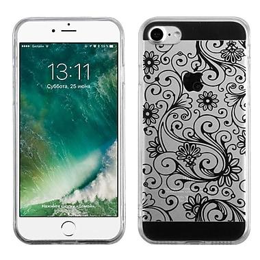 Insten – Étui en gel TPU motif de trèfle à quatre feuilles, pour Apple iPhone 7/8