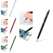 Insten 4 Packs Stylus Ballpoint Pen for Capacitive Touch Screens iPhone 6 5S 5 4S Samsung Galaxy Note 4 S5 S4 S3