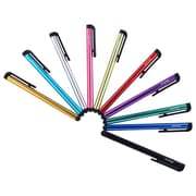Insten 20 pcs Universal Touch Screen Stylus Pen For iPhone 6S 6 Plus iPad Mini Air Samsung Galaxy Touchscreen Devices