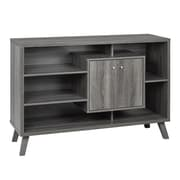 Brassex 151138 Buffet/Server, 33.5 x 47.5 x 15.5, Grey
