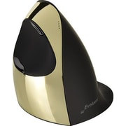 Evoluent VerticalMouse C Right, Wireless, Gold (VMCRWG)