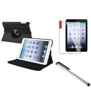Insten PU Leather Case Cover Black (Supports Auto Sleep/Wake) For iPad Mini 1 2 3
