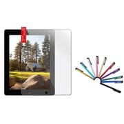 Insten Reusable Screen Protector For Apple iPad 2 / 3 / 4 (with 10-Piece Stylus)